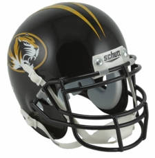 Missouri Tigers 2012 Schutt Authentic Mini Helmet