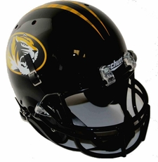 Missouri Tigers Schutt Full Size Replica Helmet