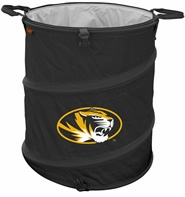 Missouri Tigers Tailgate Trash Can / Cooler / Laundry Hamper