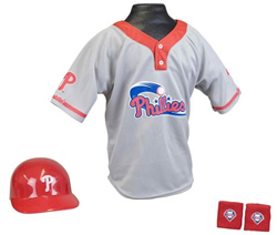 MLB Youth Helmet / Jersey Sets