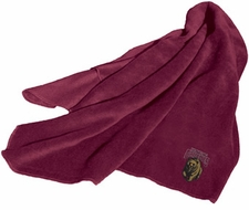 Montana Grizzlies Fleece Throw