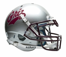Montana Grizzlies Schutt XP Authentic Helmet