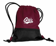 Montana Grizzlies String Pack / Backpack