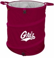 Montana Grizzlies Tailgate Trash Can / Cooler / Laundry Hamper
