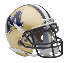 Montana State Bobcats Schutt Authentic Mini Helmet