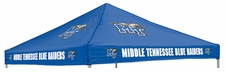 MTSU Blue Raiders Blue Logo Tent Replacement Canopy