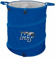MTSU Blue Raiders Tailgate Trash Can / Cooler / Laundry Hamper