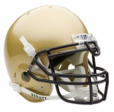 Navy Midshipmen Schutt Authentic Full Size Helmet
