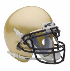 Navy Midshipmen Schutt Authentic Mini Helmet