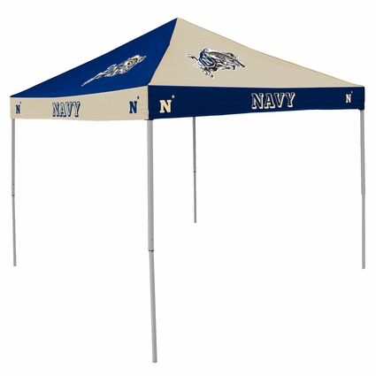 Navy (Naval Academy) Midshipmen Checkerboard Logo Canopy Tailgate Tent  sc 1 st  Bowl Bound & Navy (Naval Academy) Midshipmen Checkerboard Logo Canopy Tailgate ...