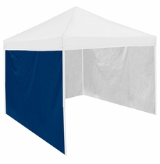 Navy Tent Side Panel for Logo Canopy Tailgate Tents