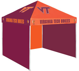 Bowl-Bound Sports Store  sc 1 st  Bowl-Bound Sports Store & NCAA Canopy Tailgate Tent Side Panels for Logo / Rivalry Tents