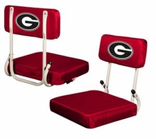 NCAA Logo Hard Back Stadium Seats : $29.95