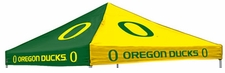 NCAA Tailgate Tent Replacemement Canopy Tops for Logo Tents