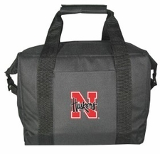 Nebraska Huskers Kolder 12 Pack Cooler Bag