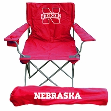 Nebraska Huskers Rivalry Adult Chair