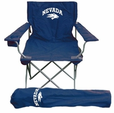 Nevada Wolfpack Rivalry Adult Chair