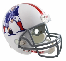 New England Patriots 1961-64 Throwback Riddell Deluxe Replica Helmet