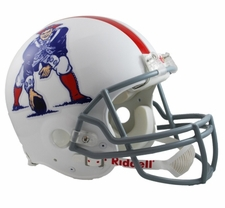 New England Patriots 1961-64 Throwback Riddell Pro Line Helmet