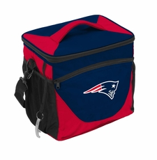 New England Patriots  - 24 Can Cooler