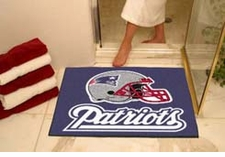 "New England Patriots 34""x45"" All-Star Floor Mat"