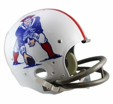 New England Patriots Classic TK 1961-64 Throwback Riddell Replica Helmet