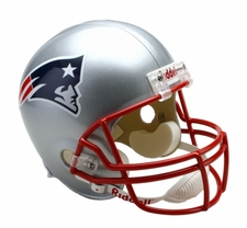 New England Patriots Full-Size Deluxe Replica Helmet