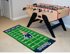 "New England Patriots Runner 30""x72"" Floor Mat"