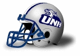New Hampshire Wildcats Schutt Authentic Mini Helmet