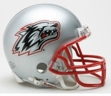 New Mexico Lobos Riddell Replica Mini Helmet