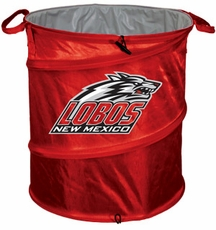 New Mexico Lobos Tailgate Trash Can / Cooler / Laundry Hamper