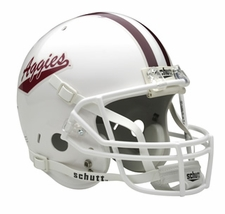 New Mexico State Aggies Schutt Full Size Replica Helmet