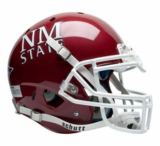 New Mexico State Aggies Schutt XP Full Size Replica Helmet