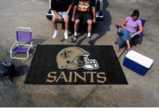 New Orleans Saints 5'x8' Ulti-mat Floor Mat