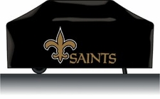 New Orleans Saints Deluxe Barbeque Grill Cover