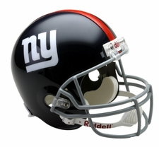 New York Giants 1961-74 Throwback Riddell Deluxe Replica Helmet