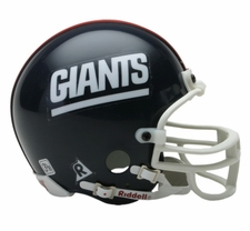 New York Giants 1981-99 Throwback Replica Mini Helmet