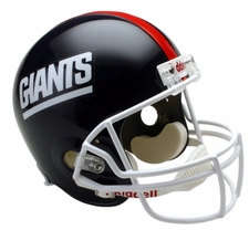 New York Giants 1981-99 Throwback Riddell Deluxe Replica Helmet