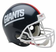New York Giants 1981-99 Throwback Riddell Pro Line Helmet