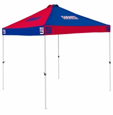 New York Giants  - Checkerboard Tent