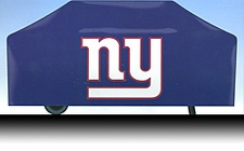 New York Giants Deluxe Barbeque Grill Cover