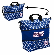 New York Giants  - Expandable Tote (patterned)