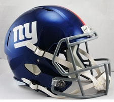 New York Giants Full-Size Deluxe Replica Speed Helmet