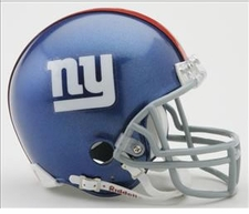 New York Giants Riddell Replica Mini Helmet