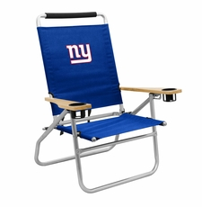 New York Giants  - Seaside Beach Chair
