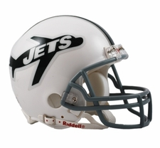 New York Jets 1963 Throwback Replica Mini Helmet