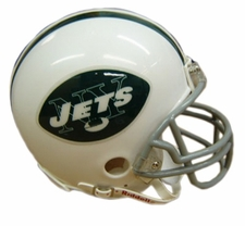New York Jets 1965-77 Throwback Replica Mini Helmet