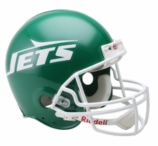 New York Jets 1978-89 Throwback Riddell Pro Line Helmet