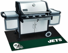 New York Jets 26x42 Grill Mat