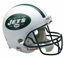 New York Jets Riddell Full Size Authentic Helmet